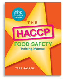 Learn more about Advanced HACCP training materials