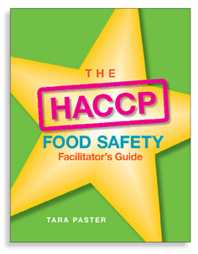 Learn more about HACCP Instructor training materials