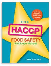 Learn more about Basic HACCP training materials